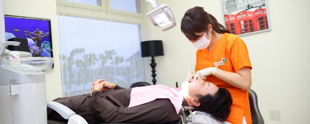当院の歯周病への取り組み方
